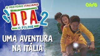 UMA AVENTURA NA ITÁLIA | D.P.A. 2 - O MISTÉRIO ITALIANO | DETETIVES DO PRÉDIO AZUL | Mundo Gloob