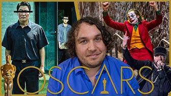 OSCARS 2020 - Die Gewinner & Zusammenfassung