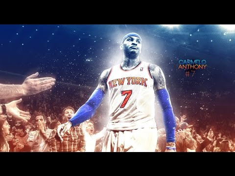 """NBA   Carmelo Anthony Mix   """"Man of the Year"""" [HD]"""