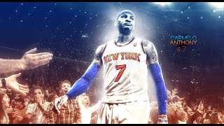 "Nba | carmelo anthony mix | ""man of the year"" [hd]"