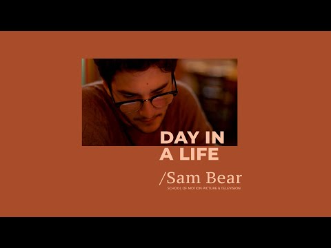Day In A Life: Academy Of Art University Film Student