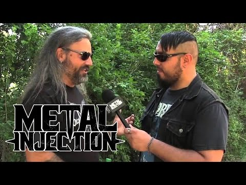 GORGUTS Talks New Album Completion at Heavy Montreal | Metal Injection
