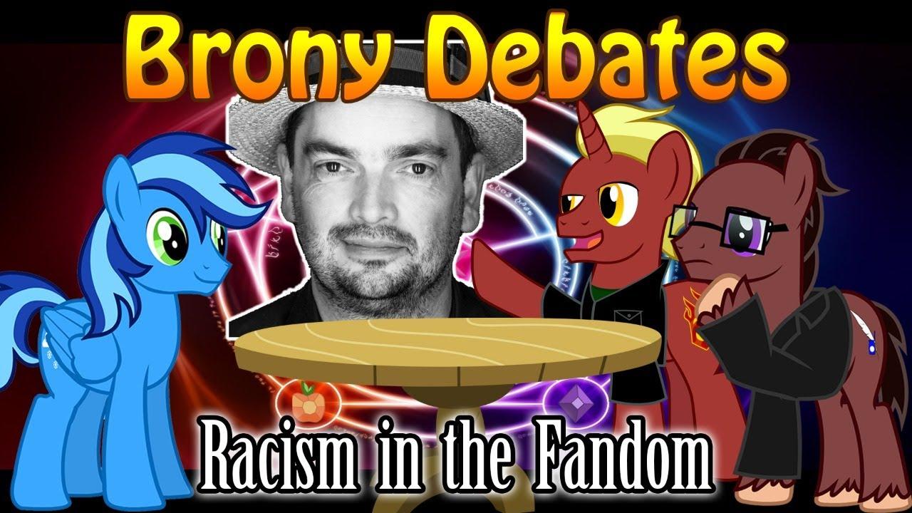 Download Brony Debates - Racism in the Fandom (ft. Peter New & Firebrand)