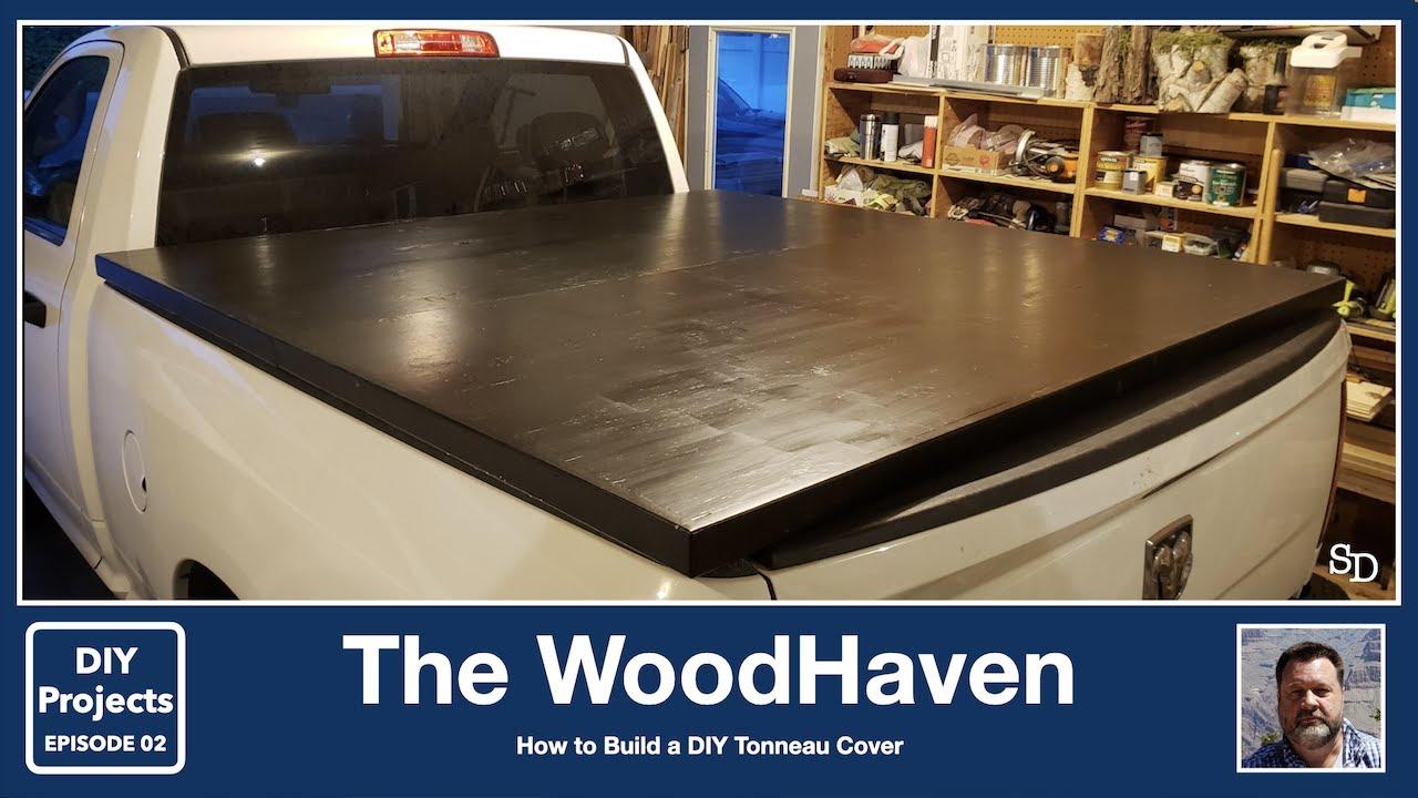 How To Build A Diy Tonneau Cover Episode 46 Tonneau Cover Out