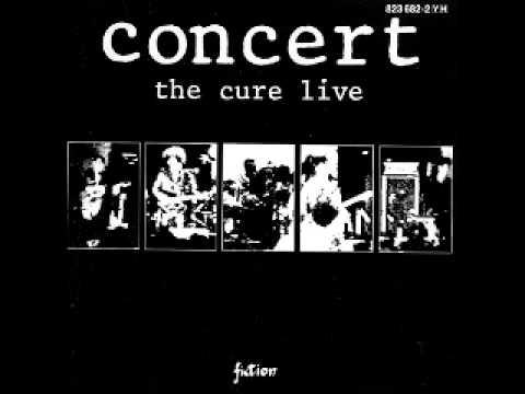 The Cure - Shake Dog Shake  * Concert Live 1984