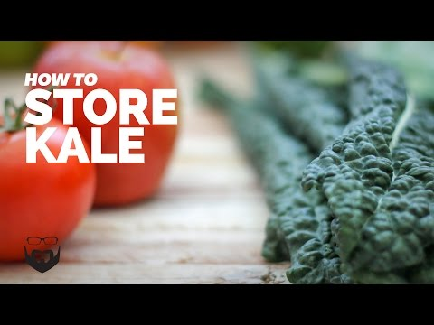 How to Store Kale for Weeks