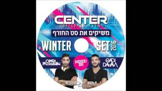 Gadi Dahan & Omri Mordehai - Hit's 2016 (Center Winter Edition)