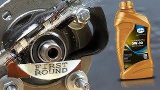 Eurol Ultrance PSA 0W30 Jak skutecznie olej chroni silnik?
