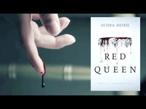 RED QUEEN by Victoria Aveyard   Book