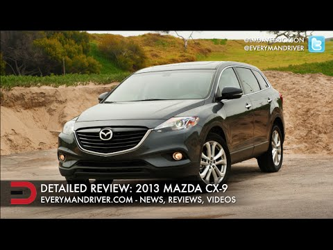 Hereu0027s The 2013 Mazda CX 9 On Everyman Driver