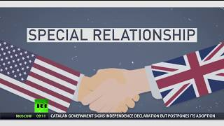 Split Up: British-American relationship seen as 'joke' by Obama