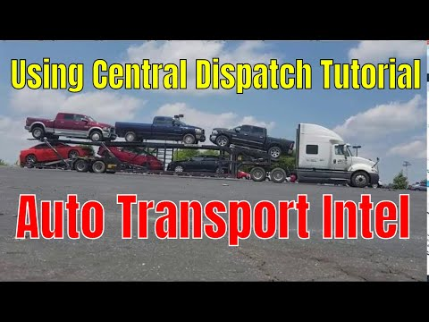 Car Hauling Dispatcher Tips For Using Central Dispatch Load Board