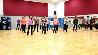 Empty Heart - Line Dance (Dance & Teach in English & 中文)