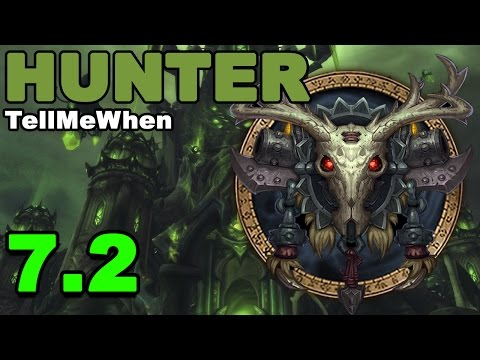 Hunter TMW Profile for Patch 7.2 w/Download
