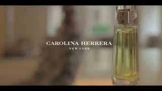 Carolina Herrera - 25th anniversary of her first fragrance.