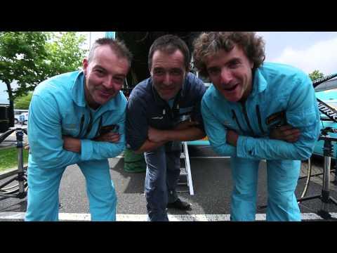 Astana pro Team. How we won Tour de France 2014...