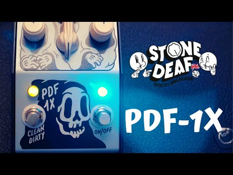 I JUST CAN'T STOP PLAYING!!!   Stone Deaf PDF-1X
