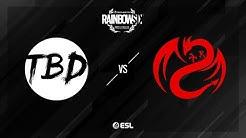TBD vs. Sinister – Coastline – Rainbow Six Pro League – Season XI – APAC (ANZ)