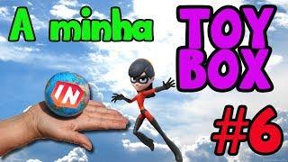 [PT-BR] Disney Infinity: A MINHA TOY BOX #6