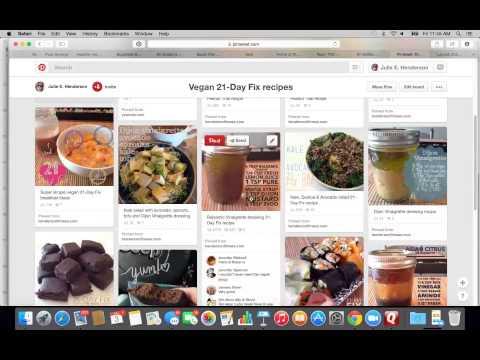 How to use Pinterest basics for beginners