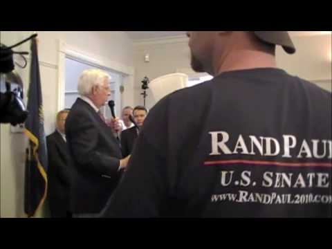Hal Rogers At Republican Unity Rally 2010
