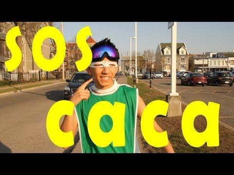 SOS CACA - Éliminons les chieurs dans nos parcs !!