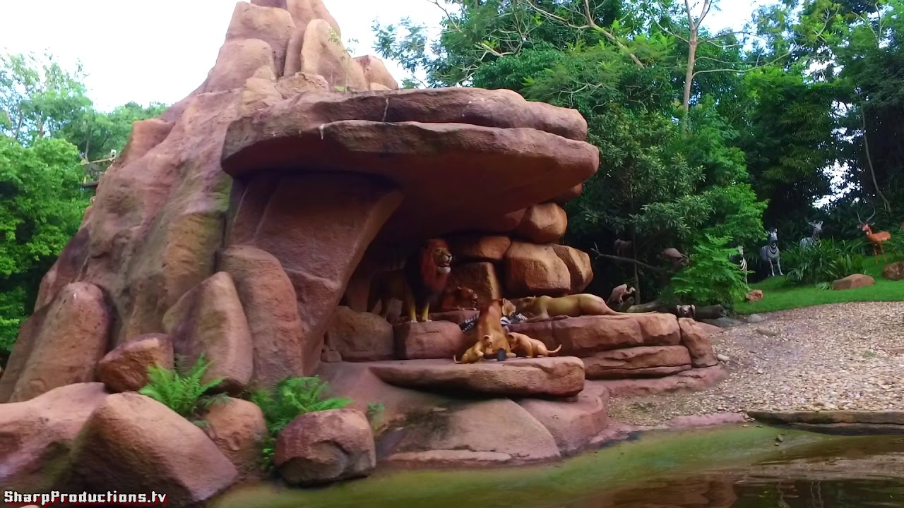 Jungle Cruise (Full Ridethrough) Magic Kingdom - Walt Disney World