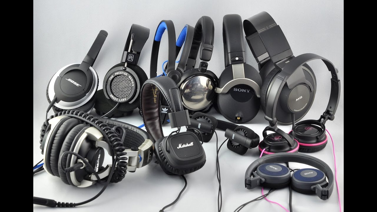 Le Top 5 des casque audio - YouTube