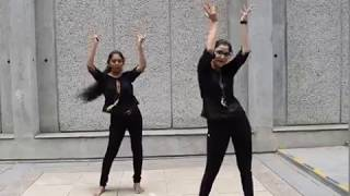 Haseeno ka Deewana dance choreography by Swati and Snehal