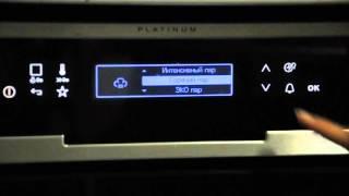 Обзор духового шкафа Electrolux CombiSteam Deluxe