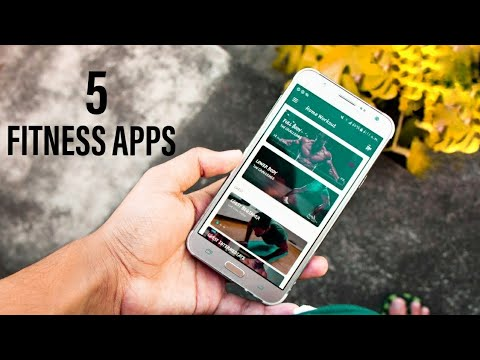 Top 5 Best Fitness Apps For Android (FREE)