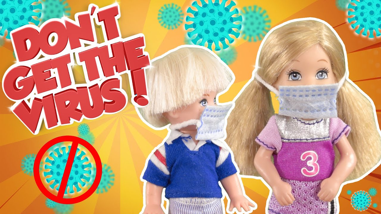 Download Barbie - Don't Catch the Virus | Ep.310