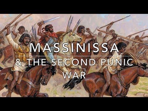 Massinissa & the Second Punic War (218-201 BC)