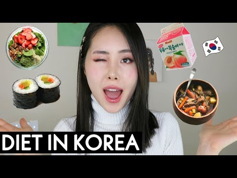 3 Ways To Eat Healthy In Korea! (Convenient store hacks)