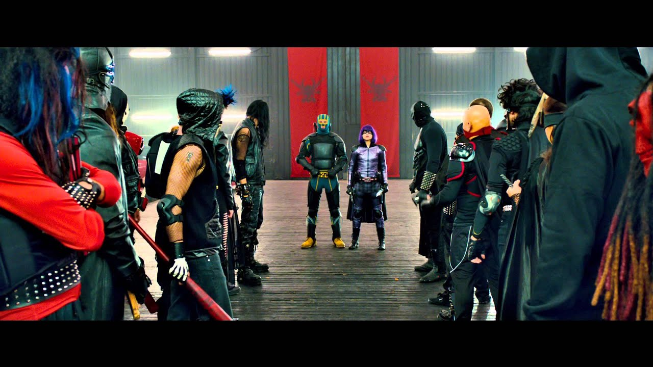 Download Kick-Ass 2 - Official Red Band Trailer [HD]
