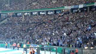 MSV Duisburg DFB Pokalfinale 2011 ab der 80. Minute