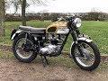 1965 Triumph TR6SS 650cc for Sale