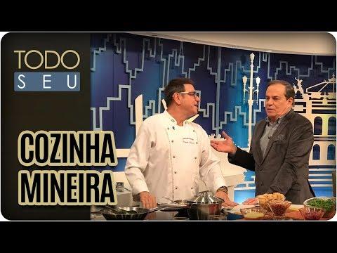 Mestres Da Gastronomia | Chef Fernando Carneiro - Todo Seu (07/09/17)