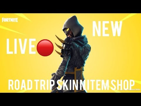 Fortnite New Ravage Skin Iron Break Unlock New Road Trip Skin