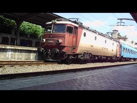 Cel Mai Lung Tren In Gara De Nord By AdySoft