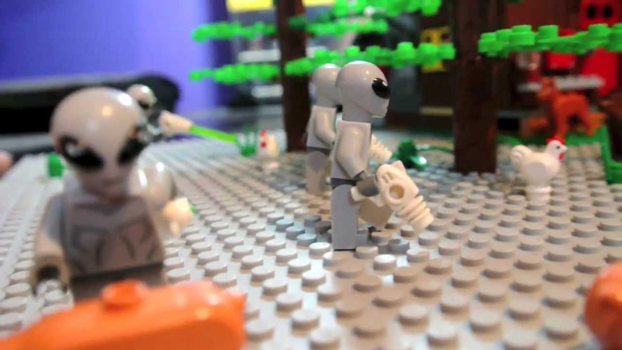 Lego Alien Invasion Memories - YouTube |Lego Alien Invasion