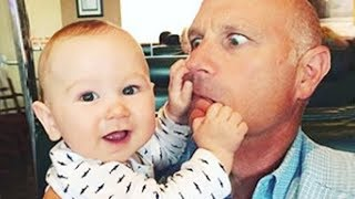 NEW 2019 Funny Parents Takes Care Of Baby Fails - Funny Baby Video