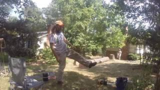 Dead oak takedown, charlottesville va