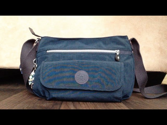 5b71dea7355 Packing Video: Kipling Syro as a Diaper Bag for my 6 Month Old with  Ju-Ju-Be Accessories! - YouTube