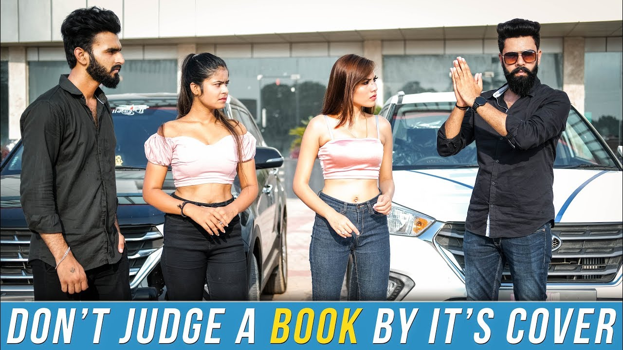 Don't Judge a Book By Its Cover | Desi People | Dheeraj Dixit