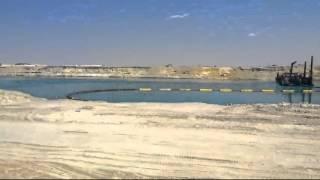 حفر قناة السويس الجديدة 21مارس 2015