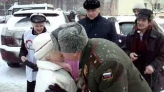 90 лет клинской активистке Таисии Балыбердиной
