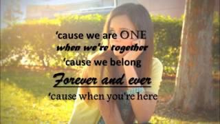 Tiffany Alvord - Never Been Better (lyrics)