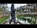 Trying to WIN $5000 Bass Fishing Clarks Hill 2018