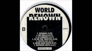 World Renown - Butta Luv